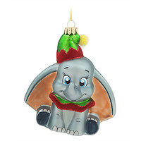 Dumbo Glass Ornament | Disney Store