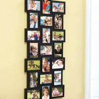 21-Photo Collage Frame (Black):Amazon:Home & Kitchen