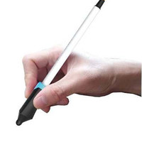 2 Pcs Capacitive Touchcap Stylus Pen for iPhone, Samsung Galaxy, iPad andmore