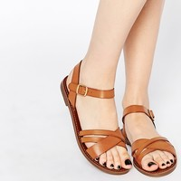 New Look Stone Sandal
