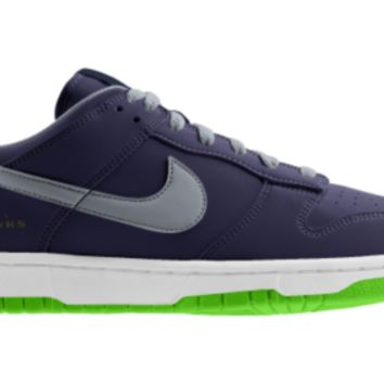 Nike Dunk Low NFL Seattle Seahawks iD Custom