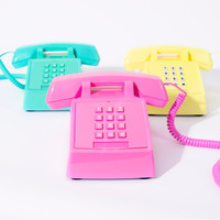 Neon Telephones | FIREBOX\u00ae
