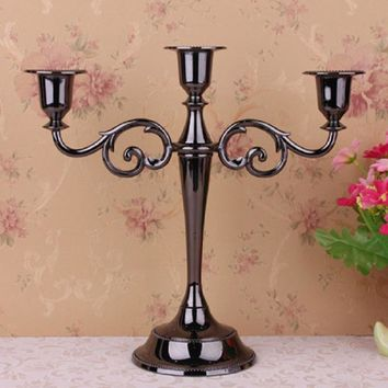 Wedding Candelabra Decor Candle Stick Holder