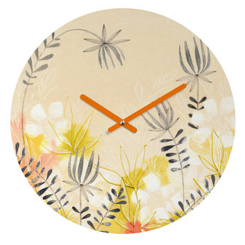 Cori Dantini Heaven And Nature Round Clock