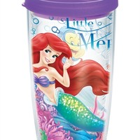 Disney - Little Mermaid Wrap with Lid | 16oz Tumbler | Tervis®