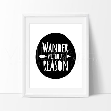 Wander With Reason