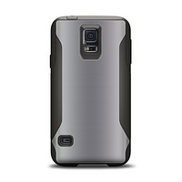 The Chrome Reflective Samsung Galaxy S5 Otterbox Commuter Case Skin Set