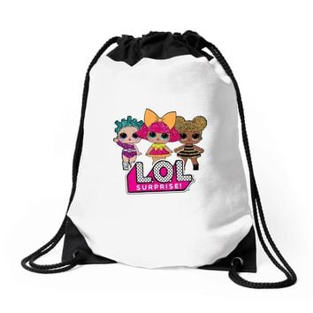 lol surprise Drawstring Bags