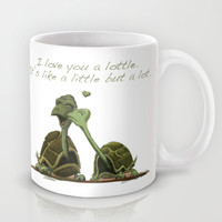 Lottle Love Turtles Mug by Lottle
