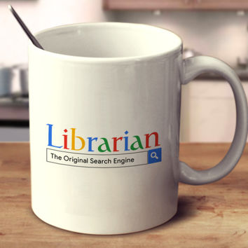 Librarian. The Original Search Engine.