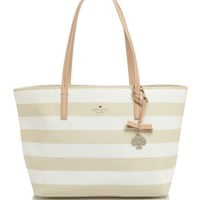 kate spade new york Tote - Hawthorne Lane Ryan Striped | Bloomingdales's