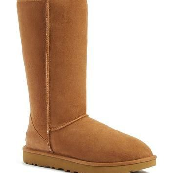 UGG? 'Classic II' Genuine Shearling Lined Tall Boot (Women) | Nordstrom