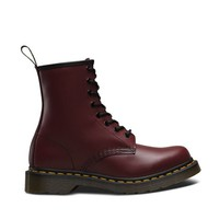 Dr Martens 1460 - Cherry Smooth Lace-Up Boot