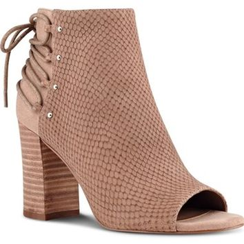 Nine West Britt Bootie (Women) | Nordstrom