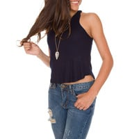 Irreplaceable Top in Navy