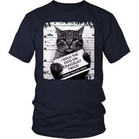 Cats T Shirt - I Sold The Dog On Craigslist Twice!