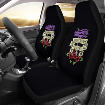 Badass mother seat covers (set of 2)