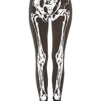 See You Monday Leggings Walking Tall Black