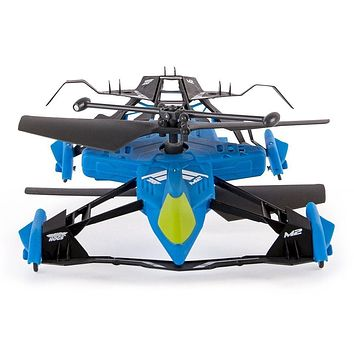 LeadingStar RC Helicoptor Children Airphibian Drone Wireless Dual Channels Aircraft Remote Control Helicopter Toys For Kids zk30