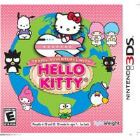Travel Adventures with Hello Kitty for Nintendo 3DS