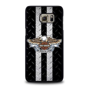 HARLEY DAVIDSON MOTORCYCLE Samsung Galaxy S6 Edge Plus Case Cover