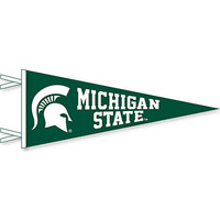 Michigan State University Spartans 6'' x 15'' Pennant