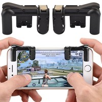 Gaming Trigger Fire Button Aim Key Smart phone Mobile Joysticks Game L1R1 Shooter Controller For PUBG Fortnite Rules of Survival
