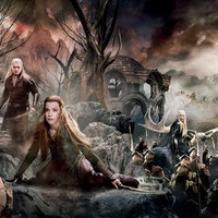 The Hobbit: The Battle of the Five Armies (2014) V019 24 X 36 Movie Poster