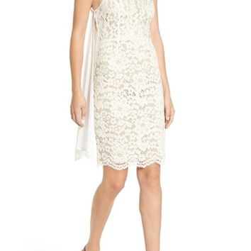 NBD 'On the Run' Lace Flyaway Dress | Nordstrom