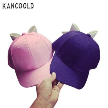 DCCKWJ7 2017 New Design Cotton Fashion Solid Hats Snapback Sun Plain Hat Bowknot Patchwork Hat Adjustable Cap Baseball Hats Unisex Ma012