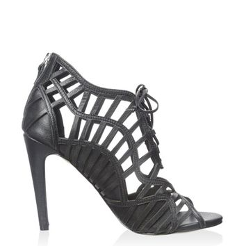 DV by Dolce Vita Women's Timba High Heel Caged Sandal at MYHABIT