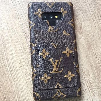 Perfect Louis Vuitton LV  Phone Cover Case Samsung note 9