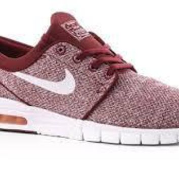 Nike Stefan Janoski Max Dark Team Red