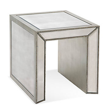 Omni Rectangular End Table | ho15 bedroom4 | Bedroom Inspiration | Inspiration | Z Gallerie