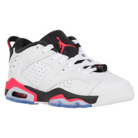 Jordan Retro 6 Low - Boys' Grade School at Kids Foot Locker