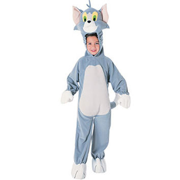 Tom & Jerry - Tom Toddler / Child Costume