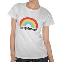Gangster-ish Shirt from Zazzle.com