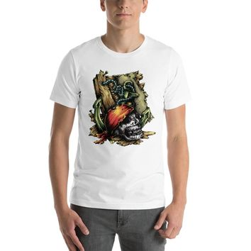 "Pirate""s Chest Short-Sleeve Unisex T-Shirt"