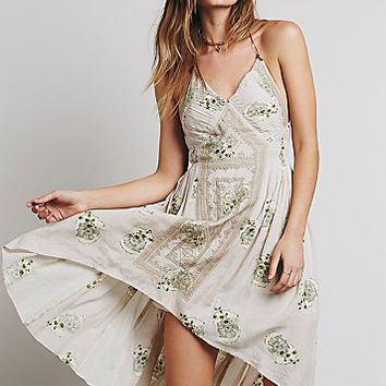 Free People Womens Fauna Dress - Ivory