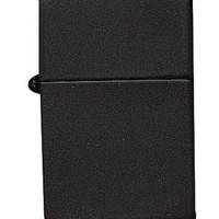 Black High Polish Lighter