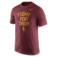 Nike College Local Verbiage (USC) Men's T-Shirt