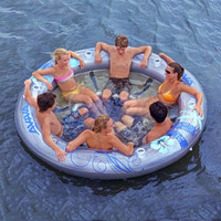 Social Circle Pool and Lake Float by Aviva