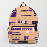 Color square 09 Backpack by Zia