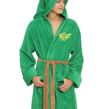 The Legend Of Zelda Link Hooded Robe