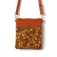 Small crossbody bag and Purse Fall Halloween Gift