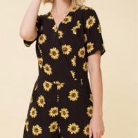 Sunkissed Playsuit (Sunflower)