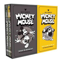 Walt Disney's Mickey Mouse: Outwits the Phantom Blot and Lost In Lands of Long Ago (Walt Disney's Mickey Mouse): Walt Disney's Mickey Mouse 5-6: Gift Box Set (Walt Disney's Mickey Mouse)