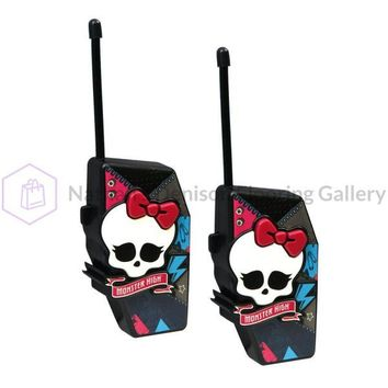 Monster High Fangtastic Walkie Talkies