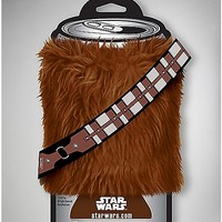 Furry Chewbacca Star Wars Can Cooler - Spencer's