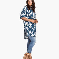 H&M+ Patterned Tunic - from H&M